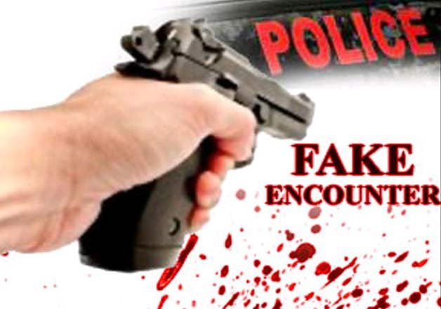 Fake-Encounter